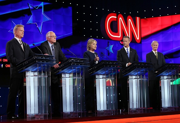 cnn-democratic-debate-getty