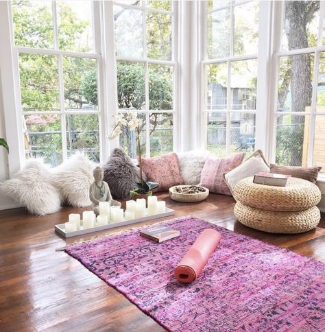 Home Studio Yoga Meditation Space 21 Super Ideas